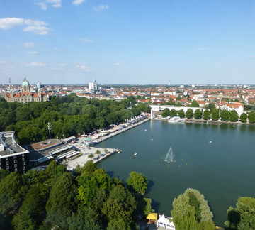 Meschsee Hannover | © Meschsee Hannover