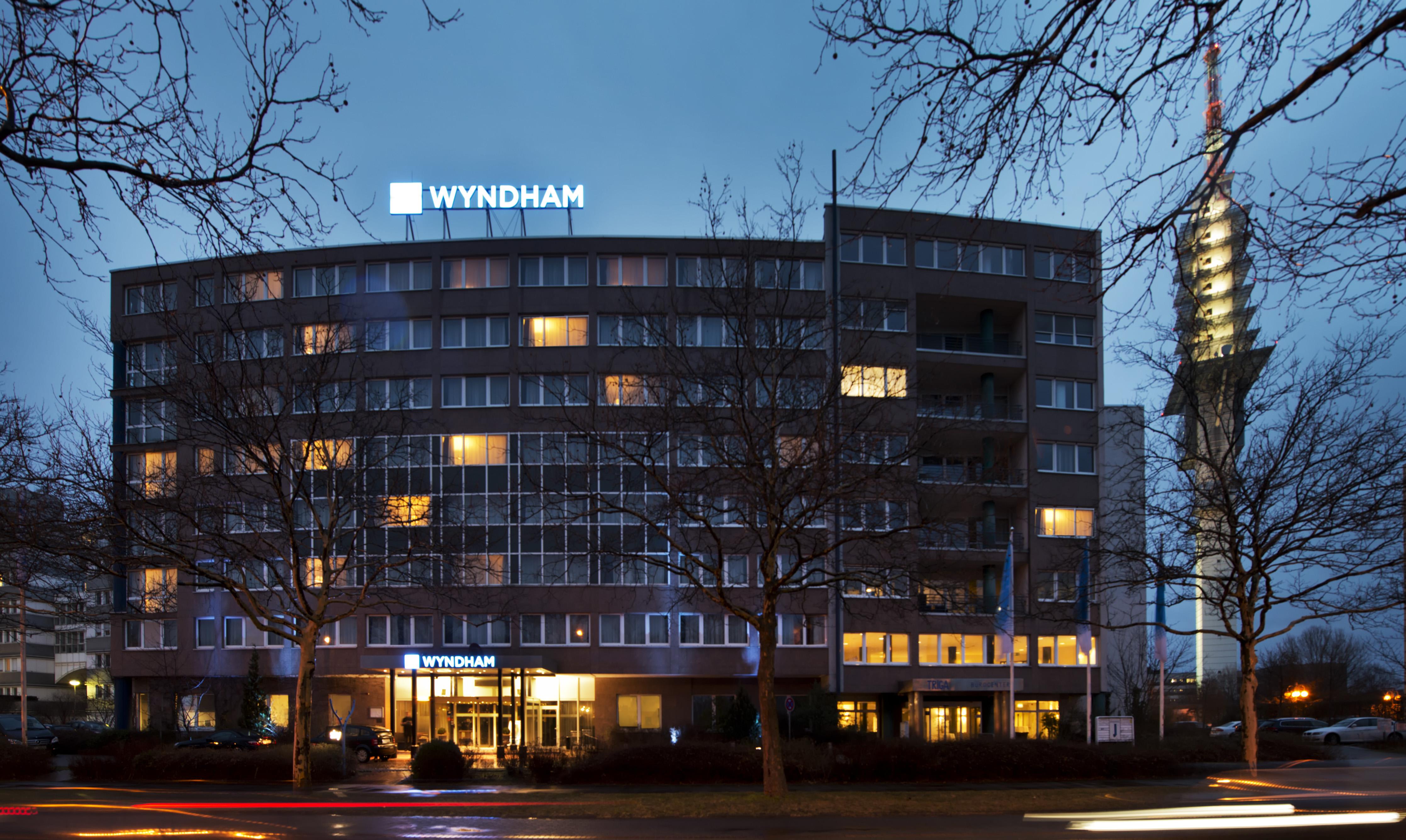 Hotel Hannover Wyndham Hotel Hannover Atrium